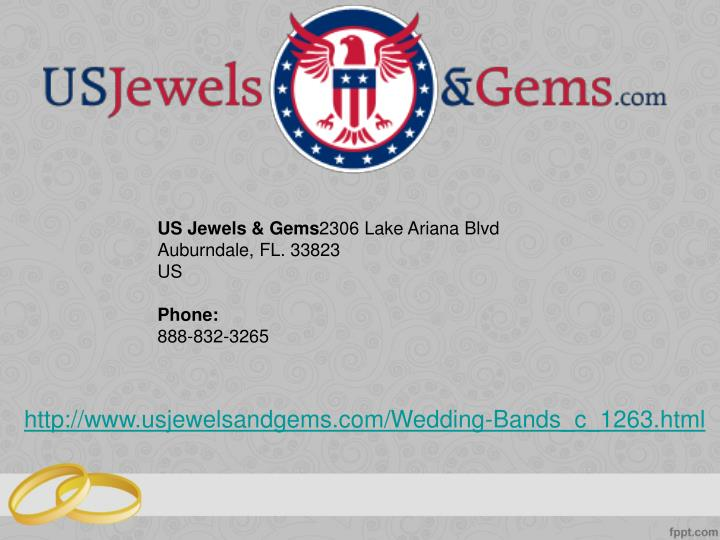 US Jewels & Gems