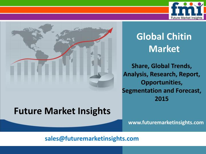 Global Chitin Market