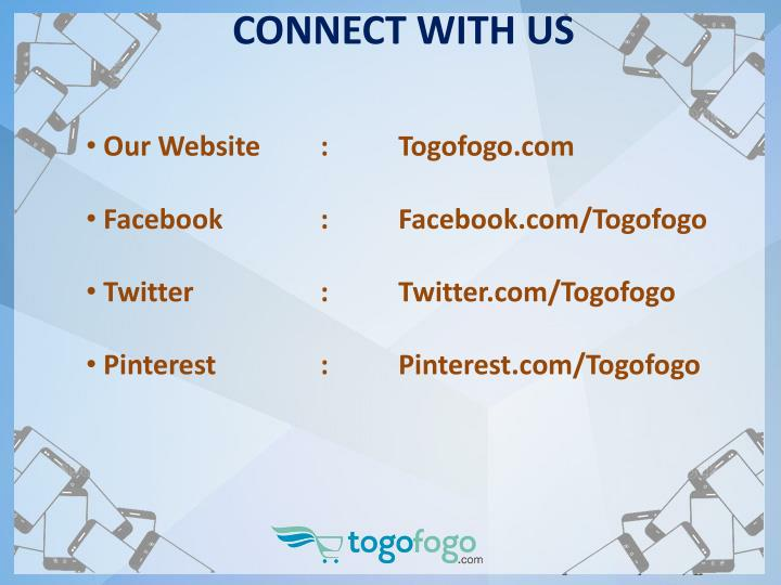 Our Website:Togofogo.com