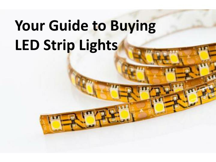 Your Guide to Buying