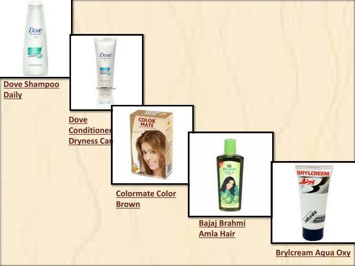 Dove Shampoo Daily