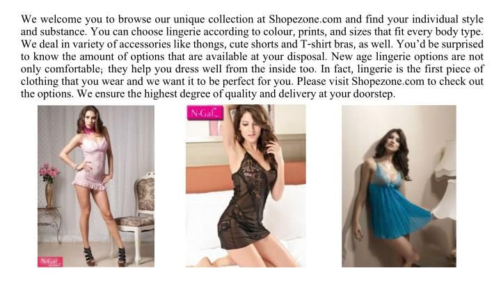 We welcome you to browse our unique collection at Shopezone.com and find your individual style and s...