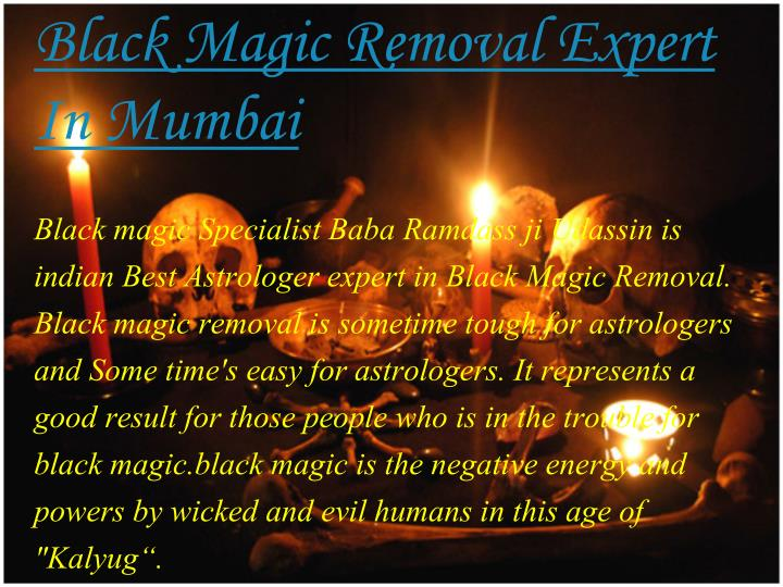 Black Magic Removal Expert In