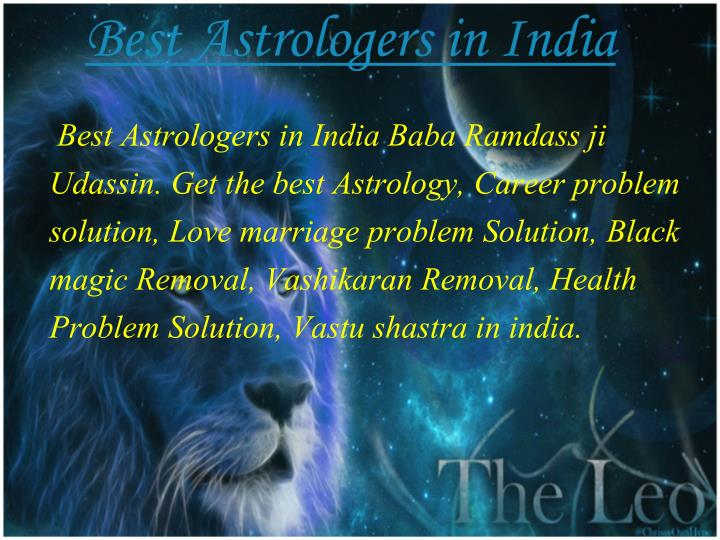 Best Astrologers in