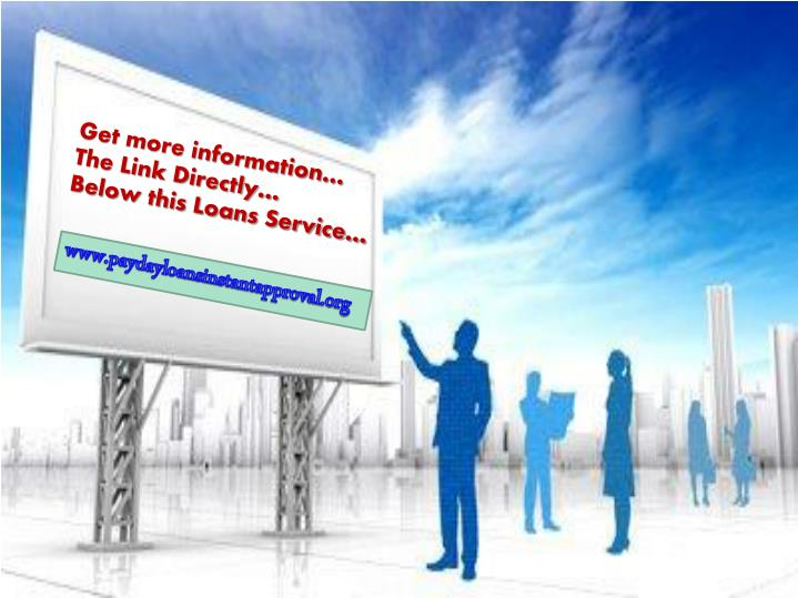 Get more information…