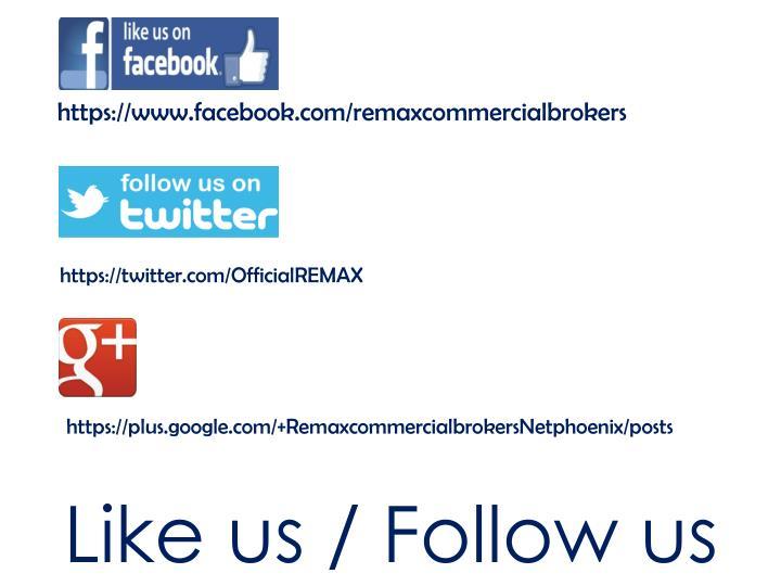https://www.facebook.com/remaxcommercialbrokers