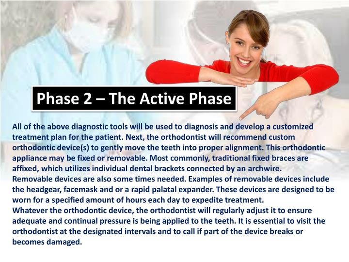 Phase 2 – The Active Phase