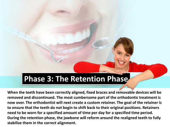 Phase 3: The Retention Phase