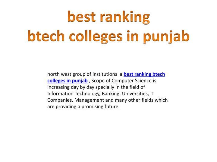 best ranking