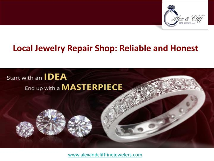 Local Jewelry Repair Shop: Reliable and Honest