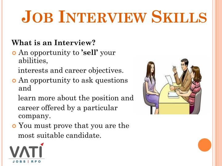 Job Interview Skills