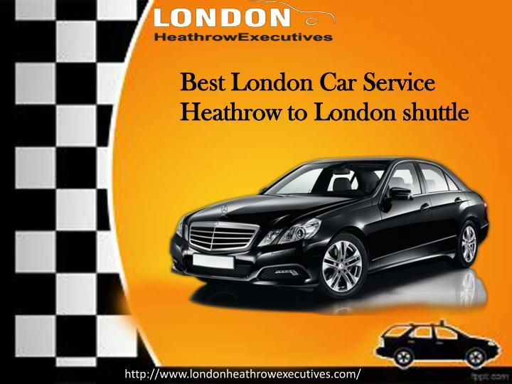 Best London Car Service