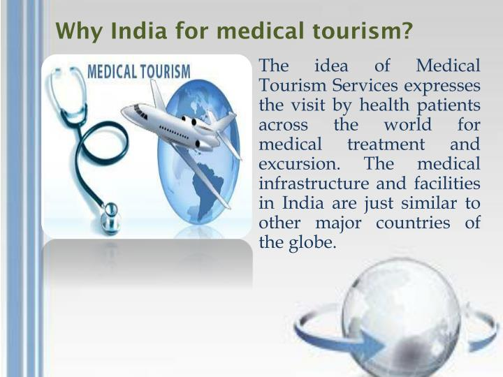Why India for medical tourism?