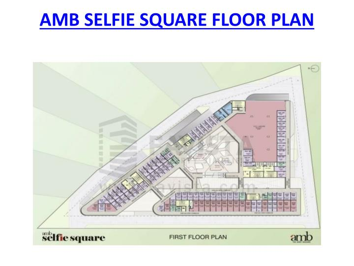 Amb selfie square floor plan