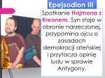epejsodion iii