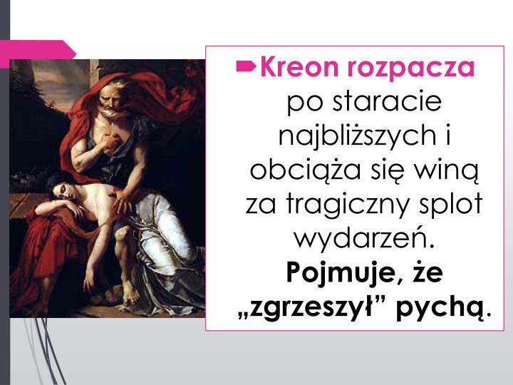Kreon rozpacza
