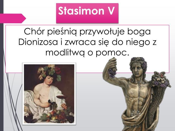 Stasimon V