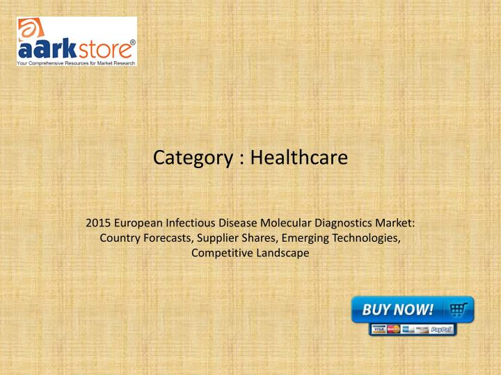 Category : Healthcare