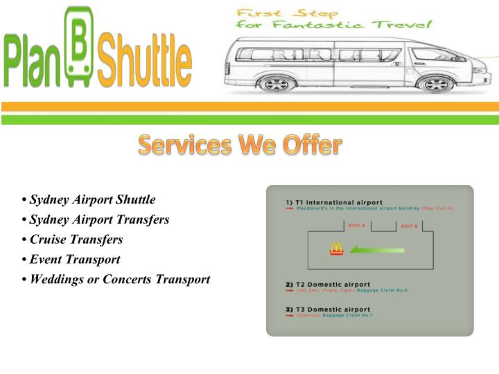 Services We Offer
