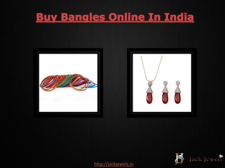 Buy Bangles Online In India