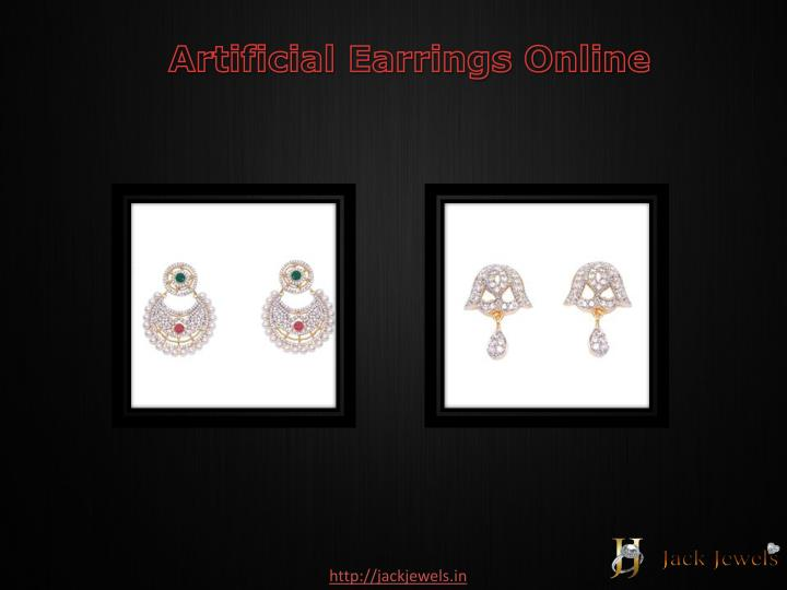 Artificial Earrings Online