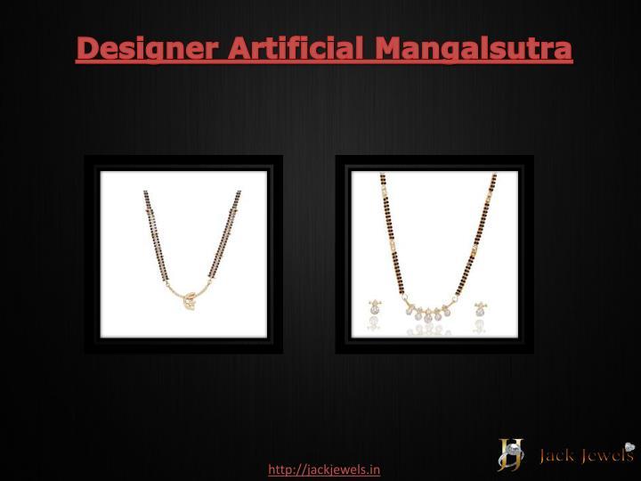Designer Artificial Mangalsutra