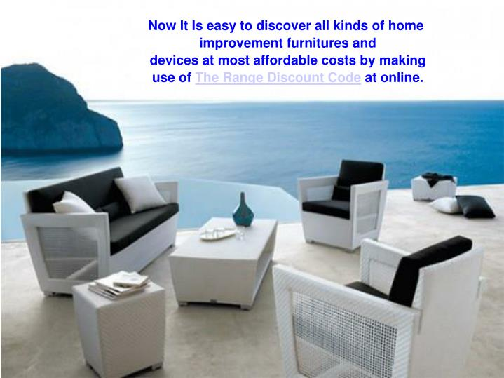 Now It Is easy to discover all kinds of home