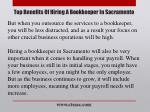 top benefits of hiring a bookkeeper in sacramento4
