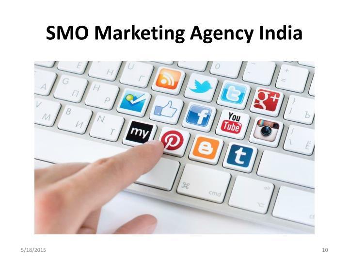 SMO Marketing Agency India