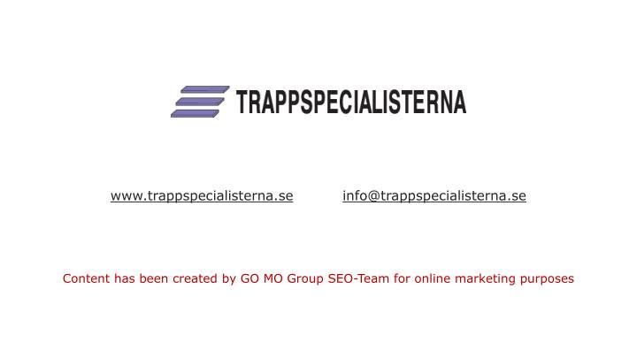 www.trappspecialisterna.se