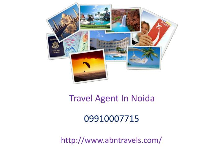 Travel Agent In Noida