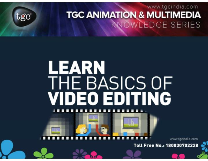 Video editing courses in delhi