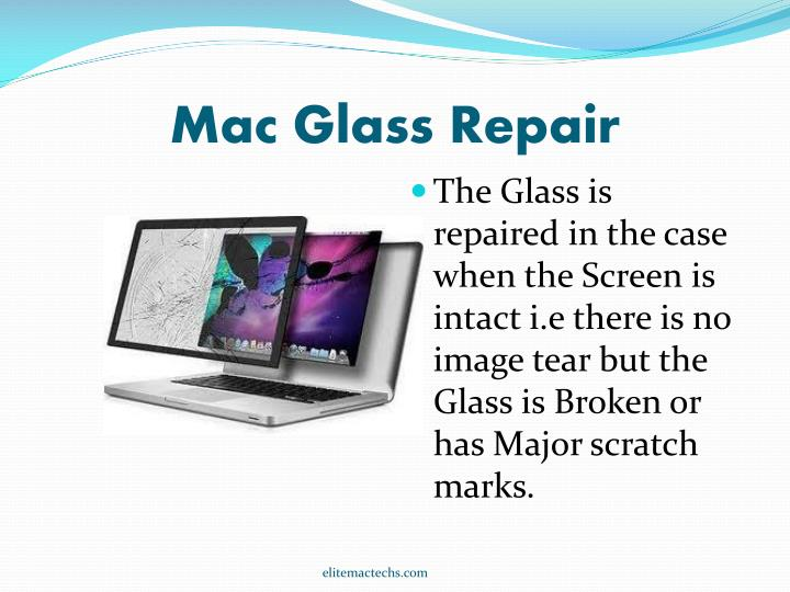 Mac Glass Repair