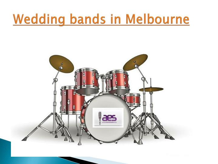 Wedding bands in melbourne