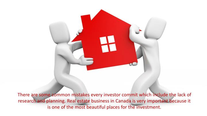 There are some common mistakes every investor commit which include the lack of research and planning...