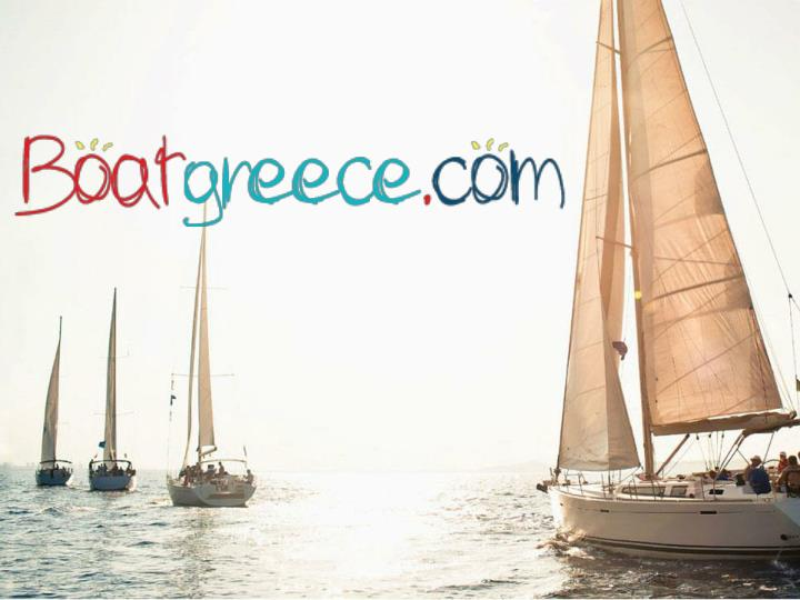 Rent boat in greece sailing in greece