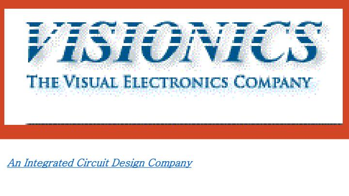 An integrated circuit design company