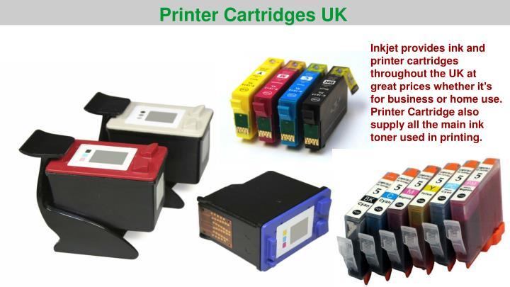 Printer Cartridges UK