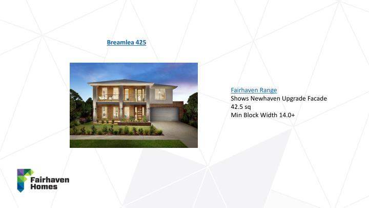Breamlea 425