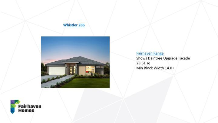 Whistler 286