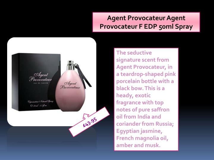 Agent Provocateur Agent Provocateur F EDP 50ml Spray