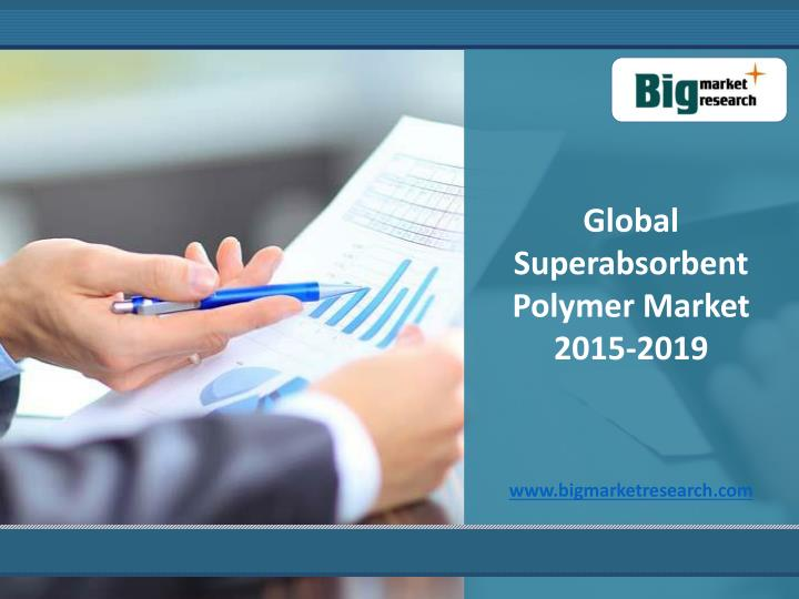 Global Superabsorbent Polymer Market 2015-2019