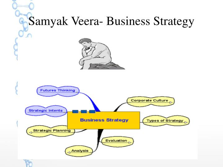 Samyak Veera- Business Strategy