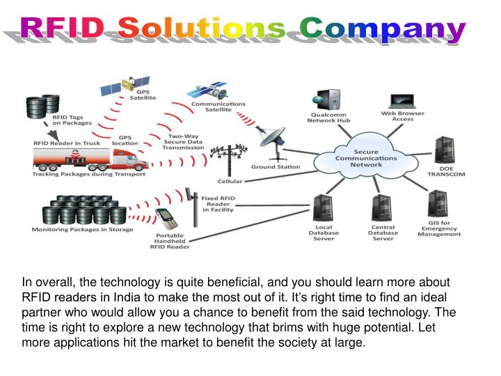RFID Solutions Company