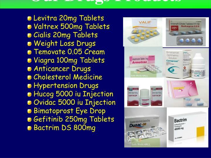 Levitra 20mg Tablets