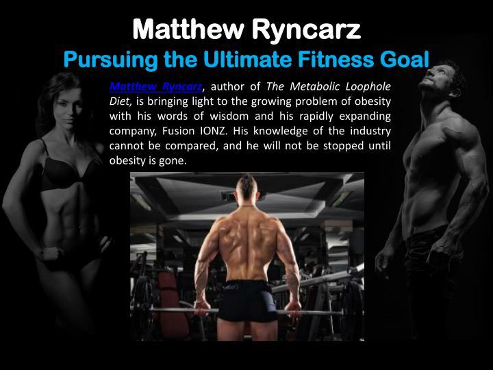 Matthew Ryncarz