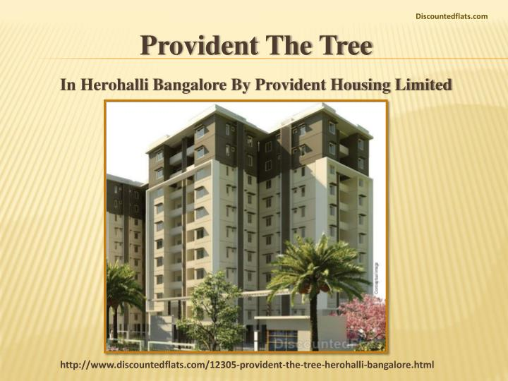 provident the tree in herohalli bangalore by provident housing limited