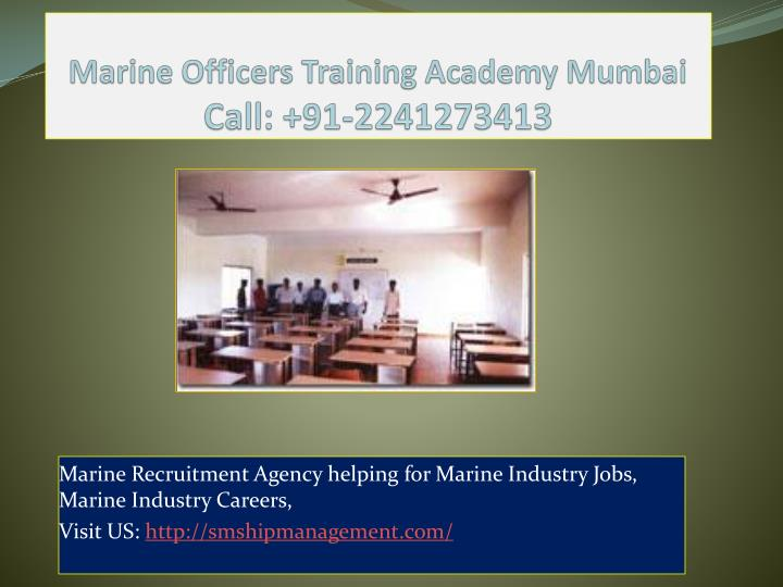 Marine Officers Training Academy Mumbai