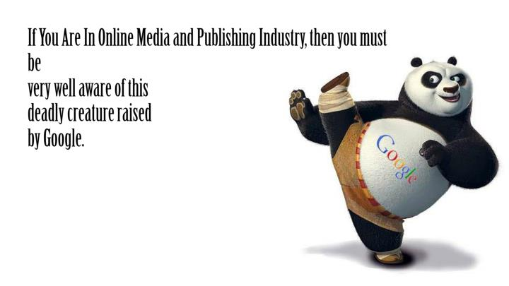 If You Are In Online Media and Publishing Industry, then you must be