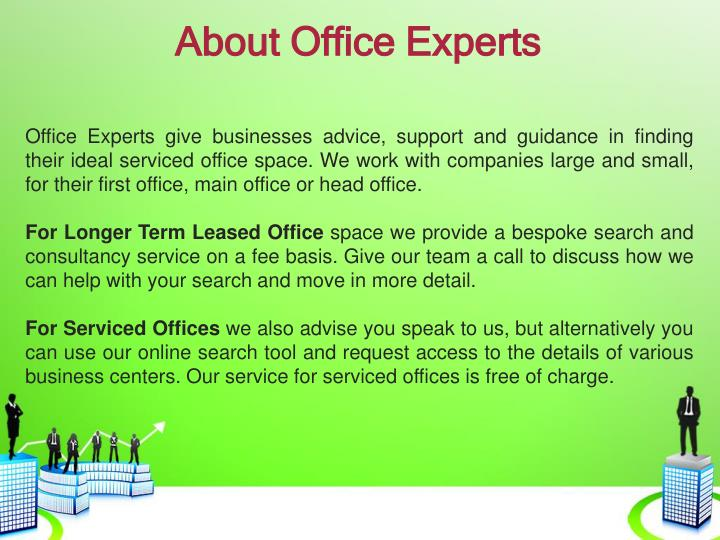 About Office Experts